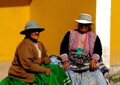 Travel - Peru & Mexico